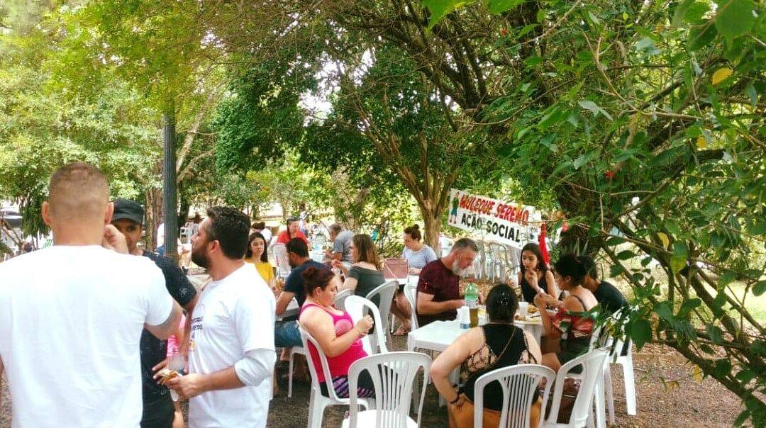 CONFRATERNIZAÇÃO DE FINAL DE ANO DA FAMÍLIA METROVIÁRIA