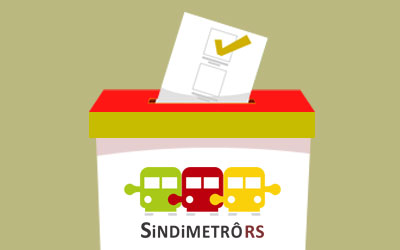 EDITAL DE REGISTRO DE CANDIDATURAS PARA A DIREÇÃO DO SINDIMETRÔ/RS – TRIÊNIO 2021/2023