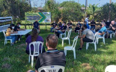 ASSEMBLEIA VOTA PAUTAS DO ACORDO COLETIVO E APROVA CALENDÁRIO DE LUTAS